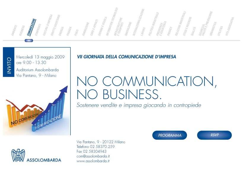 VII Giornata Comunicazione Impresa